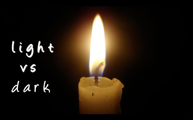 light-vs-dark